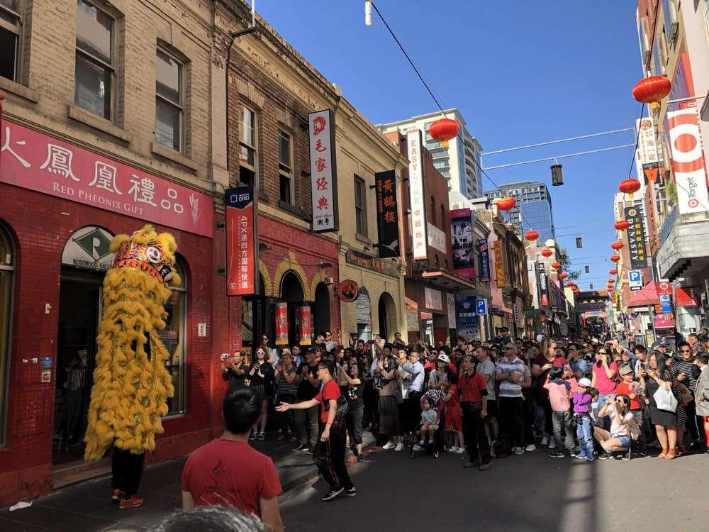 Chinatown renao